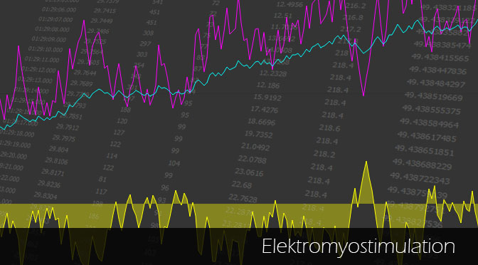 Beitragsbild Elektromyostimulation